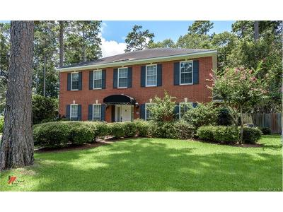 Ellerbe Road Estate, Unit 10, Ellerbe Road Estates, Ellerbe Road Estates, Unit 12, Ellerbe Road Estates, Unit 3, Ellerbe Road Estates, Unit 6, Ellerbe Road Estates, Unit 7 Single Family Home For Sale: 10038 Winding Ridge Drive