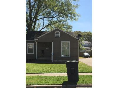 Shreveport Single Family Home For Sale: 119 Olive Street