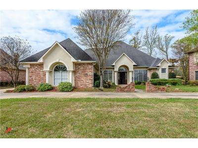 Bossier City Single Family Home For Sale: 300 Autumn Ridge Drive