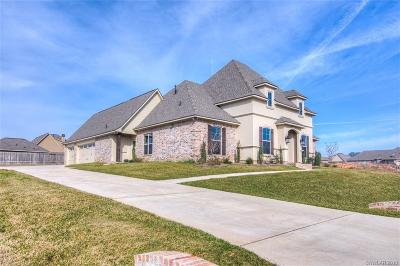 Haughton Single Family Home For Sale: 2849 Sunrise Point