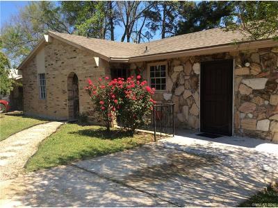 Shreveport Single Family Home For Sale: 9449 McAdoo Street