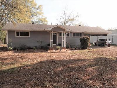 Benton Single Family Home For Sale: 6562 Highway 3