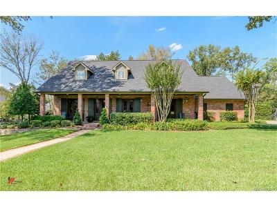 Southern Trace Single Family Home For Sale: 11020 Ashland Way