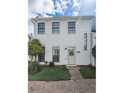 Shreveport Condo/Townhouse For Sale: 229 Settlers Park Drive