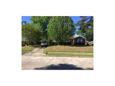 Shreveport Single Family Home For Sale: 234 Wilder Place