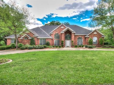 Haughton Single Family Home For Sale: 20 Golf Club Drive