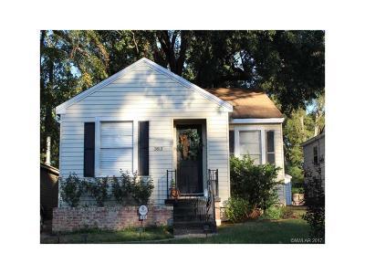 Shreveport Single Family Home For Sale: 3813 Richmond Avenue