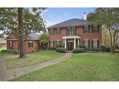Benton Single Family Home For Sale: 207 Bay Hills Drive