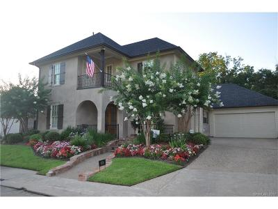 Southern Trace Single Family Home For Sale: 9026 Wisterian