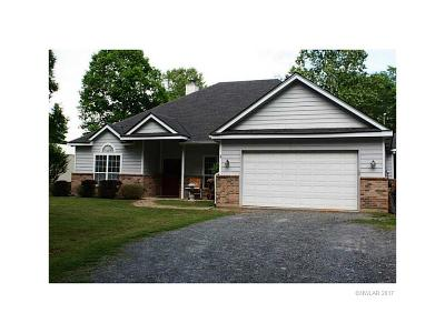 Benton Single Family Home For Sale: 229 Clearview Lane
