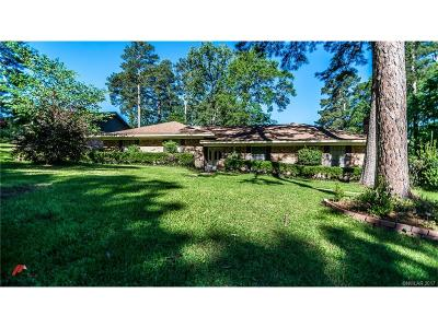 Shreveport Single Family Home For Sale: 9218 Rhett Circle