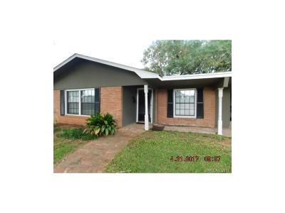 Bossier City Single Family Home For Sale: 2103 Belle Grove Drive