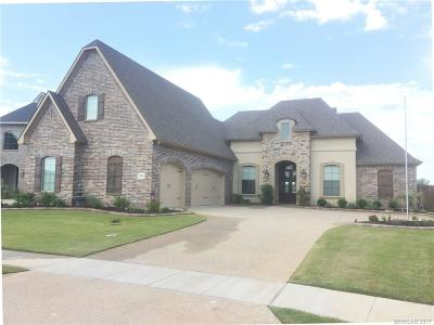 Bossier City Single Family Home For Sale: 699 Dumaine Drive