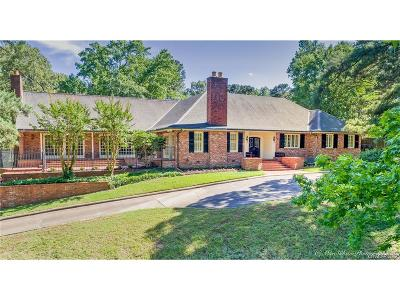 Shreveport Single Family Home For Sale: 7708 Creswell Road