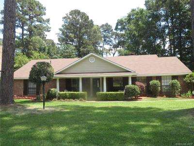 Ellerbe Road Estate, Unit 10, Ellerbe Road Estates, Ellerbe Road Estates, Unit 12, Ellerbe Road Estates, Unit 3, Ellerbe Road Estates, Unit 6, Ellerbe Road Estates, Unit 7 Single Family Home For Sale: 10021 Thornwood Drive
