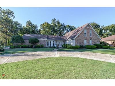 Bossier City Single Family Home For Sale: 2215 Landau Lane
