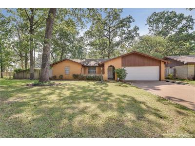 Single Family Home For Sale: 8916 Hedges Drive