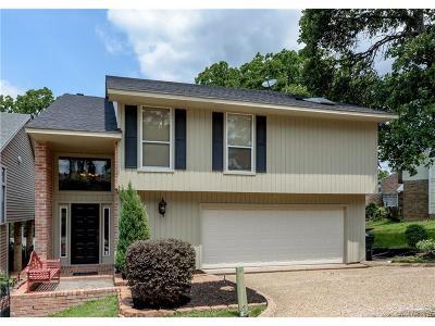 Shreveport Single Family Home For Sale: 5643 S Lakeshore Drive