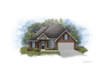 Bossier City Single Family Home For Sale: 639 Alder Lane
