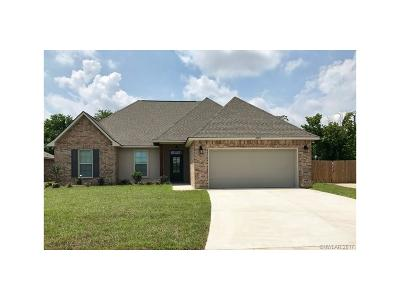 Bossier City Single Family Home For Sale: 1000 Eli-Conner Drive