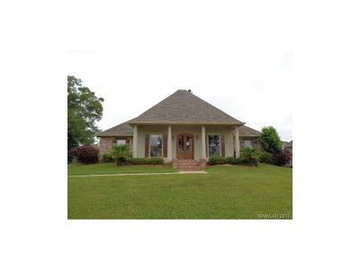 Haughton Single Family Home For Sale: 3017 Sagefield Lane