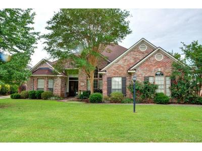 Bossier City Single Family Home For Sale: 2056 Bayou Bend Drive