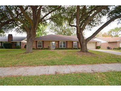 Bossier City Single Family Home For Sale: 4927 Longstreet Place