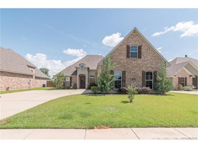 Bossier City Single Family Home For Sale: 438 Tupelo