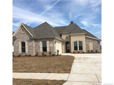 Benton Single Family Home For Sale: 302 Ansley Circle