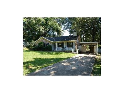 Shreveport LA Single Family Home For Sale: $49,000