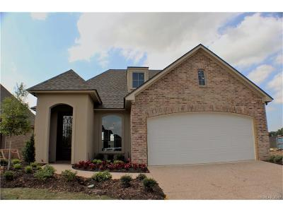 Bossier City Single Family Home For Sale: 406 Stacey Lane