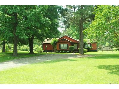 Benton Single Family Home For Sale: 2191 Twin Lake Drive