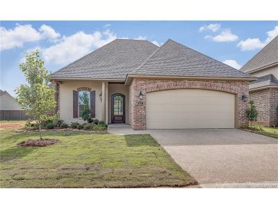 Bossier City Single Family Home For Sale: 431 Stacey Lane