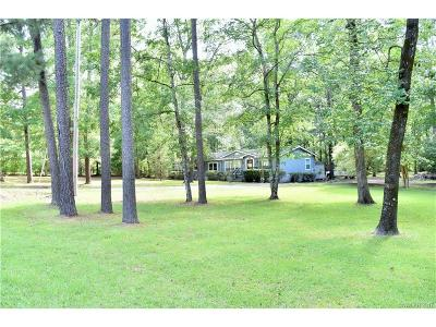 Benton Single Family Home For Sale: 680 Crouch Road