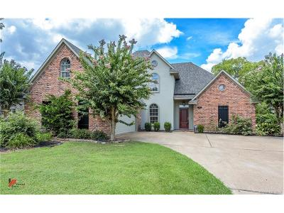 Bossier City Single Family Home For Sale: 552 Canterbury Lane