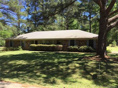 Mansfield Single Family Home For Sale: 122 Doe Drive
