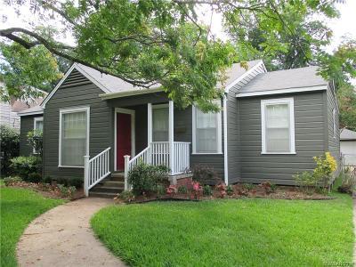 Shreveport Single Family Home For Sale: 217 Preston Avenue
