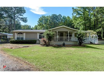 Benton Single Family Home For Sale: 1120 Cattlemans Trail