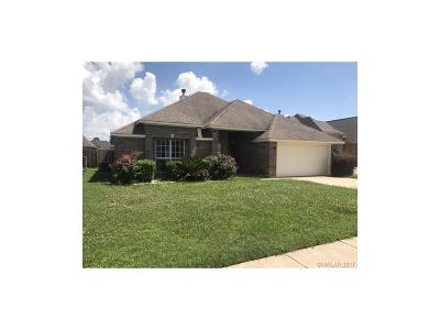 Bossier City Single Family Home For Sale: 5308 Lucerne Lane