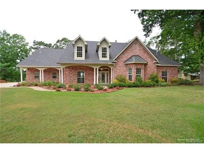 Oil City Single Family Home For Sale: 10801 Ferry Lake Road