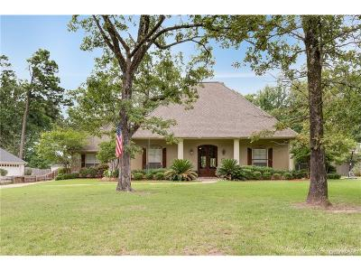 Benton Single Family Home For Sale: 5029 Willow Chase Drive
