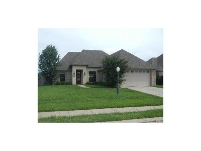 Bossier City Single Family Home For Sale: 703 Reeds Reef