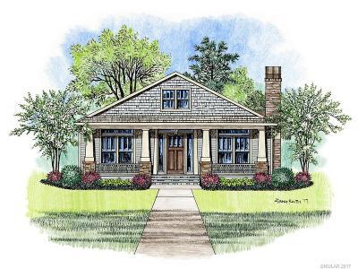 Provenance Single Family Home For Sale: 2120 Bridgewater Avenue #Lot 376