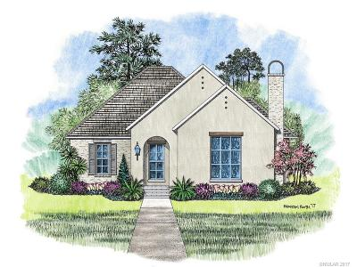 Provenance Single Family Home For Sale: 1923 Copper Lily Lane #LOT 396