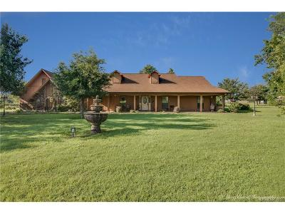 Stonewall Single Family Home For Sale: 433 Twin Oaks Road