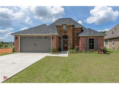 Shreveport Single Family Home For Sale: 380 Grand Rue Drive