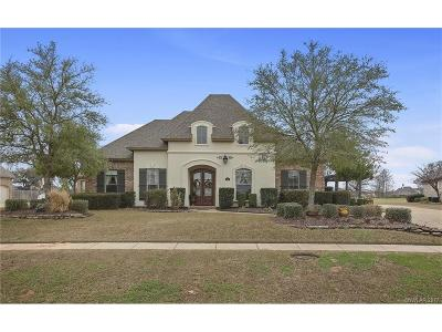 Bossier City Single Family Home For Sale: 124 Autumn Creek