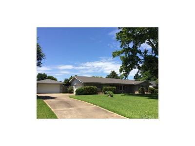 Bossier City Single Family Home For Sale: 204 Walnut Lane