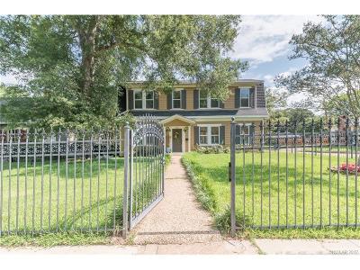 Shreveport Single Family Home For Sale: 600 Unadilla Street