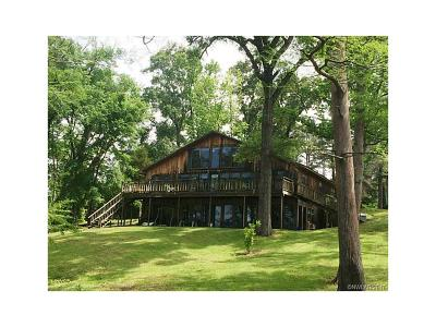 Oil City Single Family Home For Sale: 10945 Ferry Lake Road